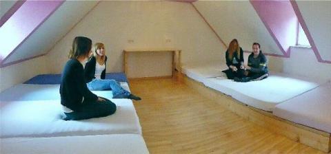 Matratzenlager  Für uns sind Gäste Freunde | Ferienparadies Hiaslbauer