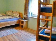 """Das Schlafzimmer der """"Pik-Wohnung"""""""